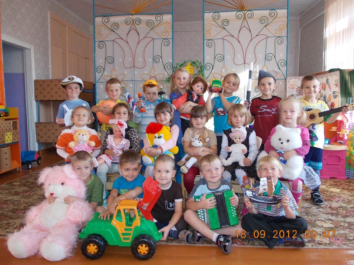 картинки в детский сад группа одуванчики